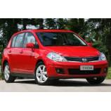 Trekhaak Nissan Tiida (CX11) | 4/5 deurs, SEDAN, HATCHBACK | 02/2007 - 07/2012
