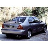 Trekhaak Honda Civic | 5 deurs, HATCHBACK | 04/1995 - 03/1997