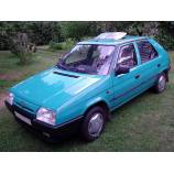Favorit .... 5 deurs, HATCHBACK .... 05/1987 - 08/1994